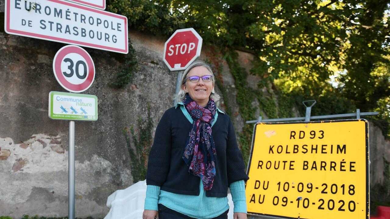 Pour les arbres, la pasteure Caroline Ingrand-Hoffet sonne les cloches