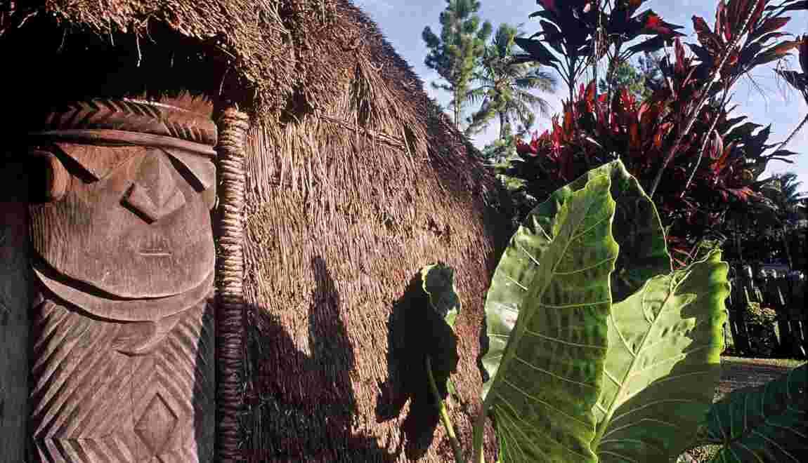 La Nouvelle-Calédonie, l'archipel où la tradition kanak a force de loi