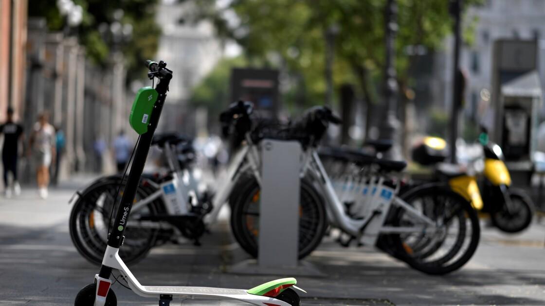 L'Espagne face à l'invasion des trottinettes électriques