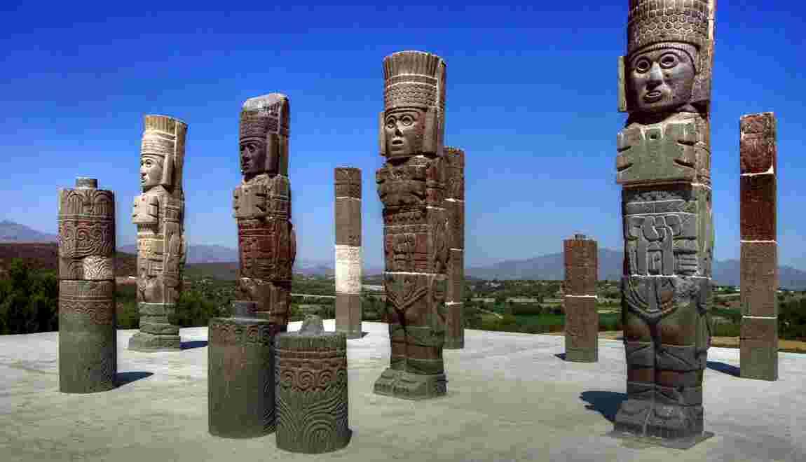 Mexique : qui étaient les Toltèques ?