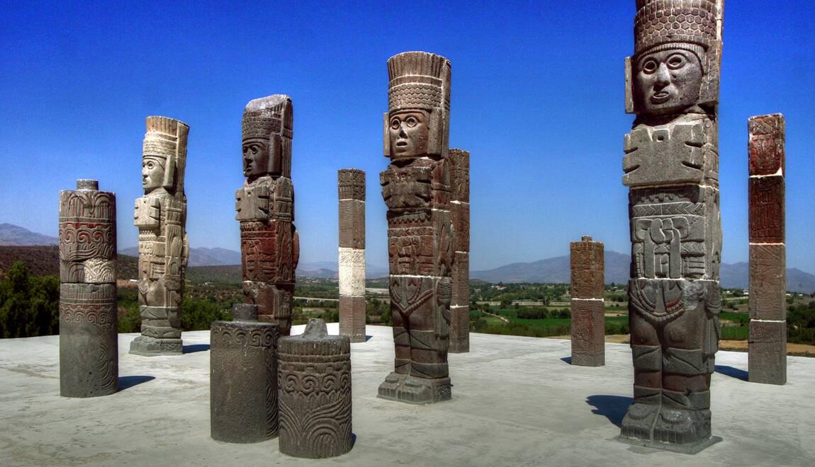 Qui étaient les Toltèques ?