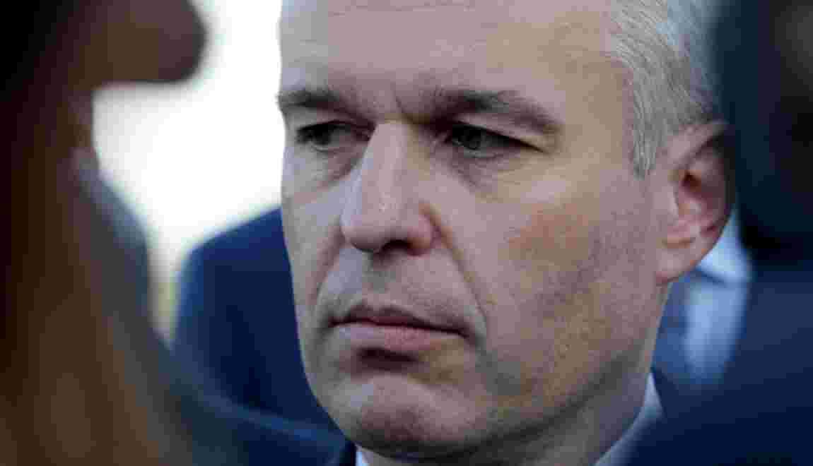 """Collision en mer: le ministre Rugy dénonce le comportement """"anormal"""" du navire tunisien"""