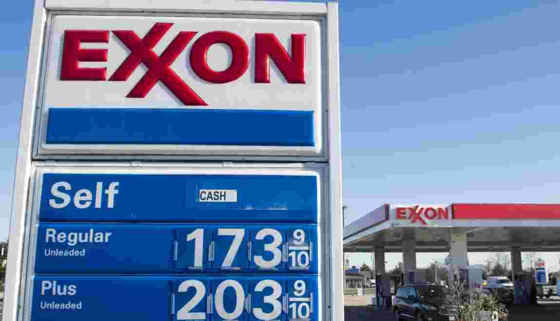 ExxonMobil décaisse 1 million de dollars pour soutenir la taxe carbone aux Etats-Unis