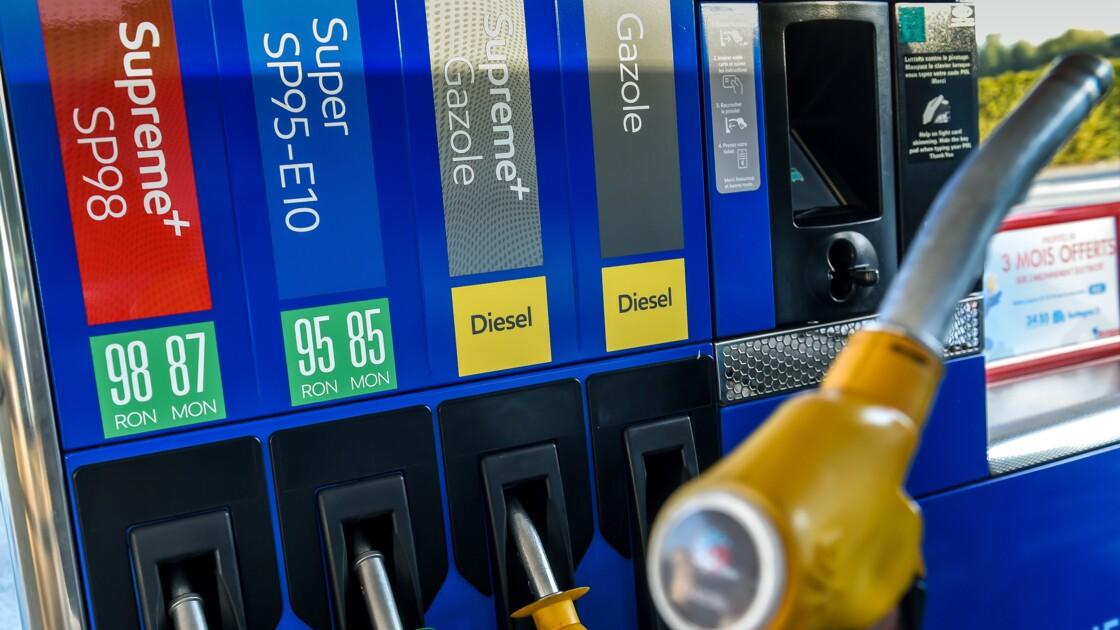 Carburant: une nouvelle signalétique européenne à la pompe
