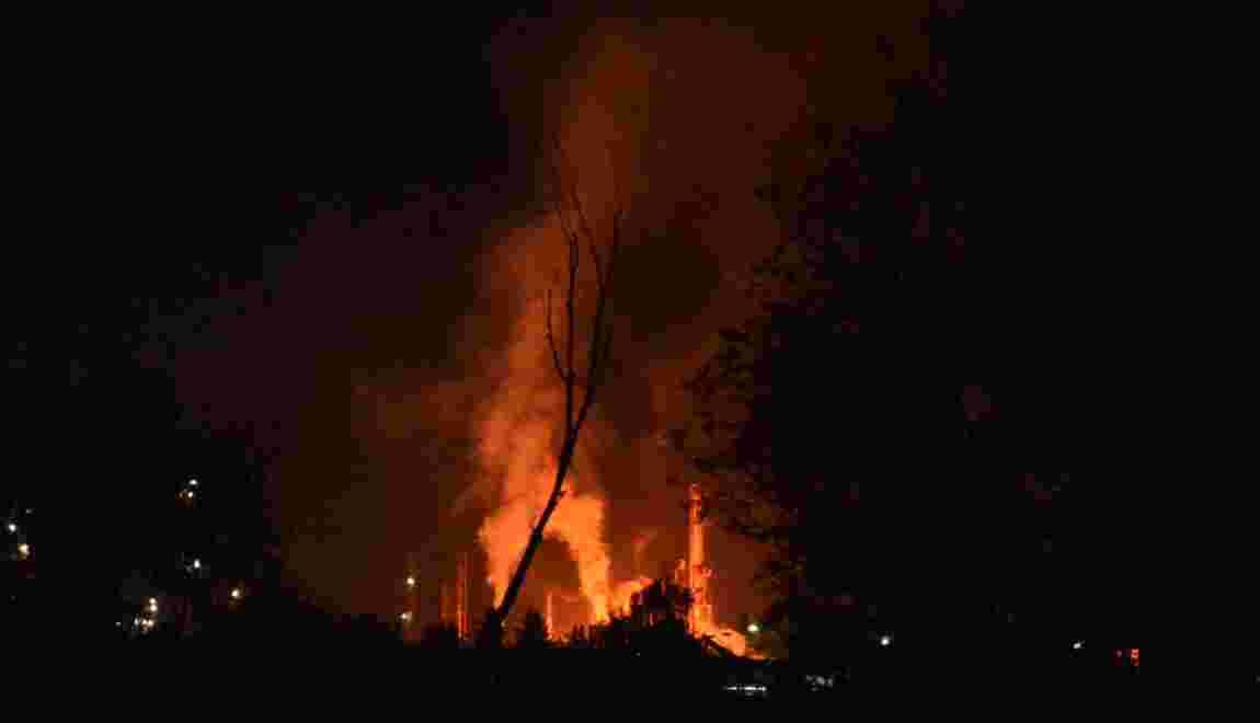 Explosion dans une raffinerie en Bosnie: un mort, 10 blessés