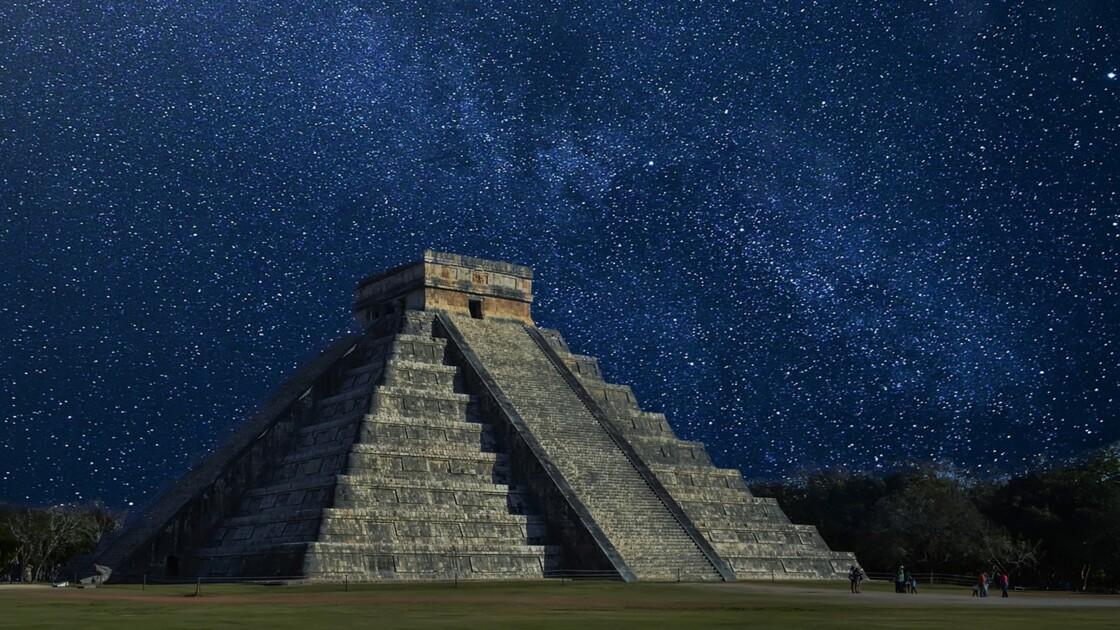 Les Mayas, seigneurs de la jungle et maîtres du temps