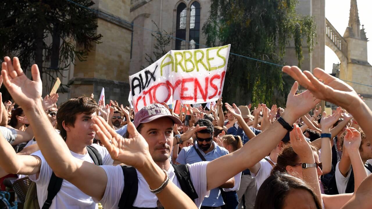 De Bordeaux à Paris et Lyon, nouvelle mobilisation pour le climat