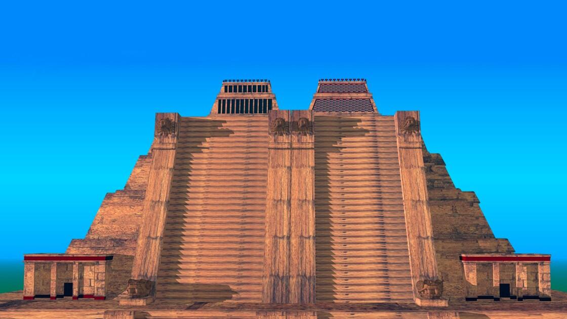 Quand Mexico était la capitale de l'Empire aztèque