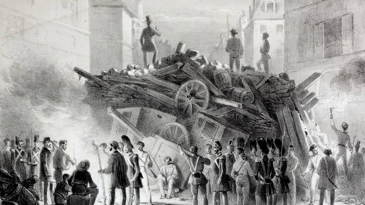 Révolution de 1848 : quand Louis-Napoléon incarnait l'espoir
