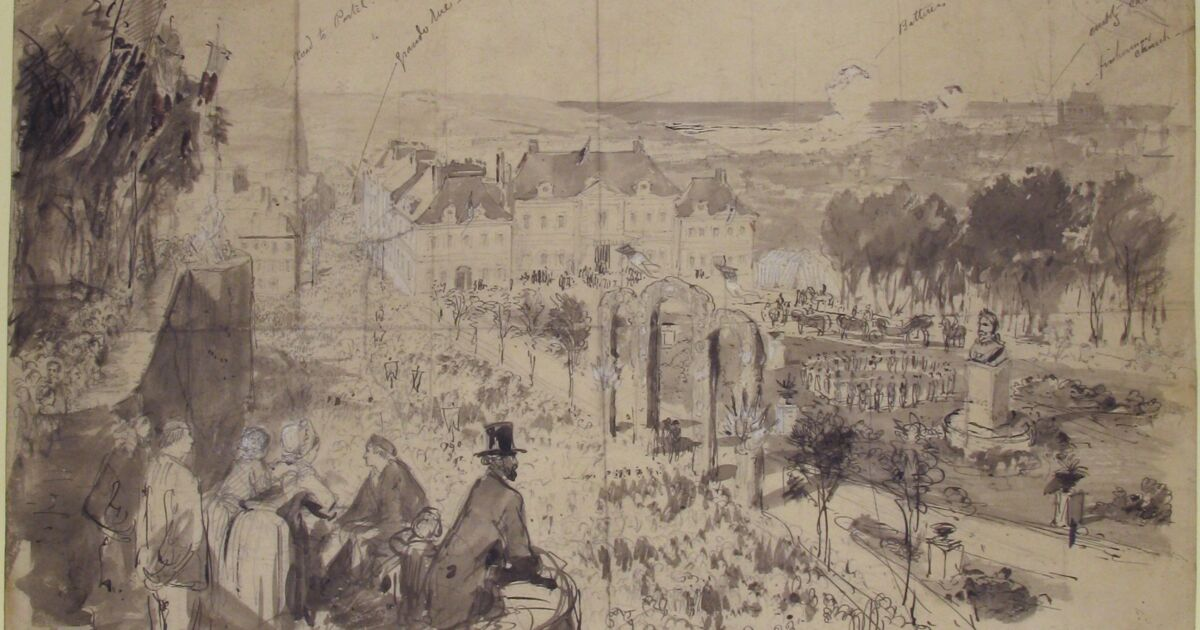 Napoléon III : l'échec du soulèvement de Boulogne-sur-Mer