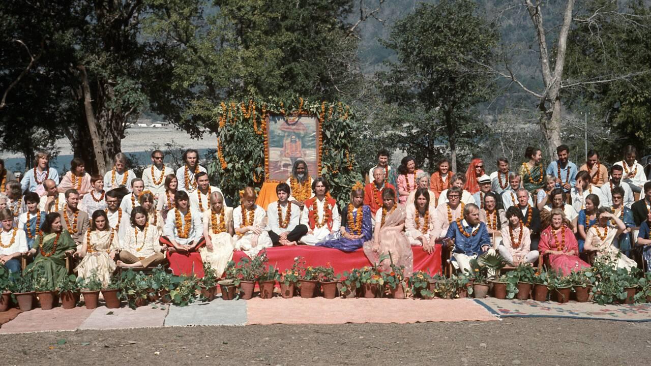 """Paul Saltzman : """"J'étais en Inde avec les Beatles"""""""