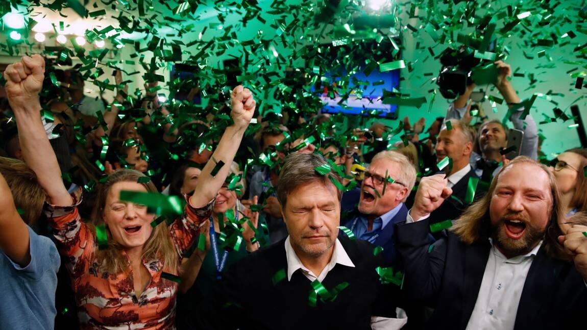 Le vote écologiste séduit en Europe sur fond d'inquiétudes sur l'environnement