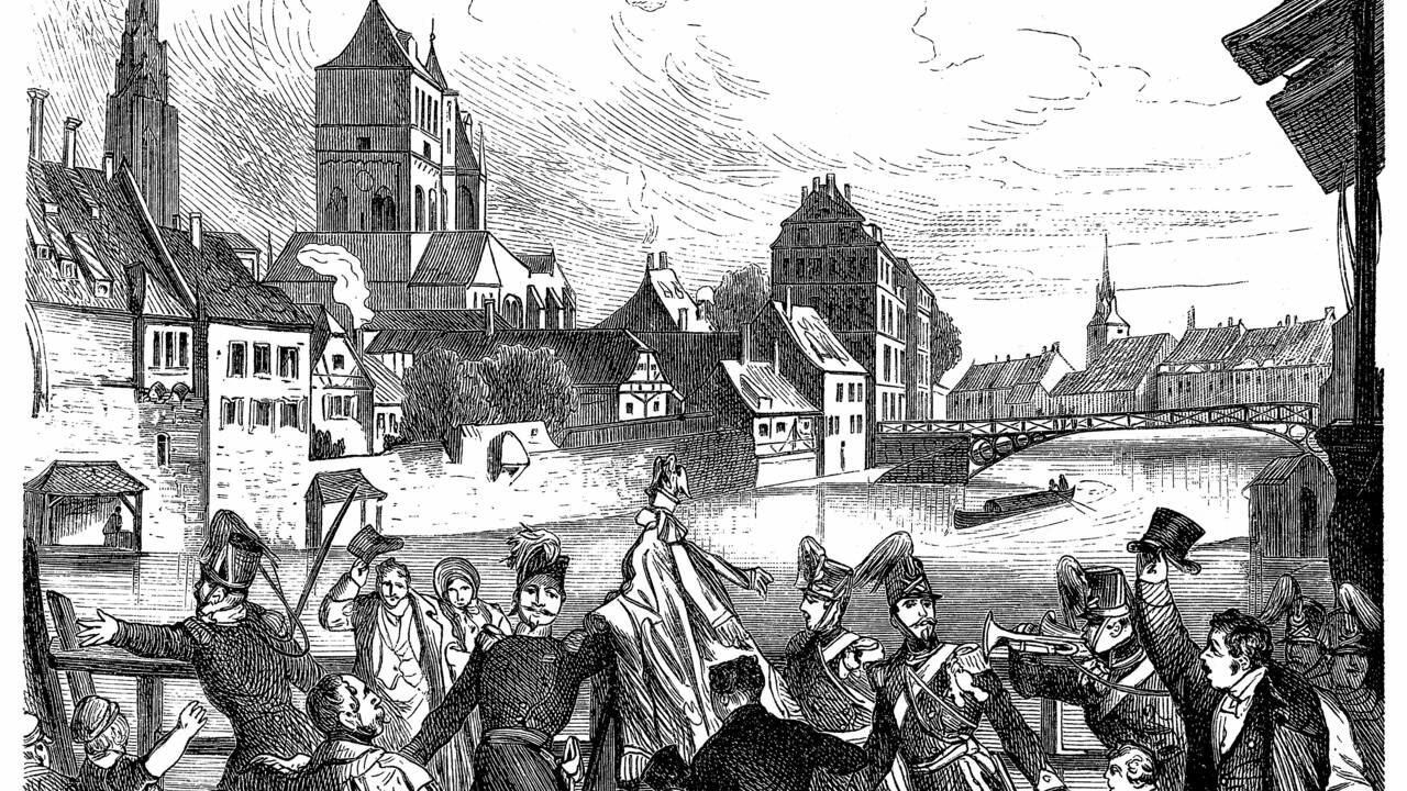 Napoléon III : le coup de force raté de Strasbourg en 1836