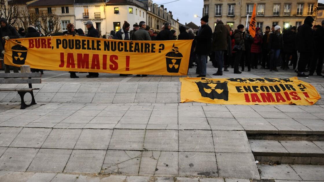 Déchets nucléaires: prison ferme requise contre des opposants