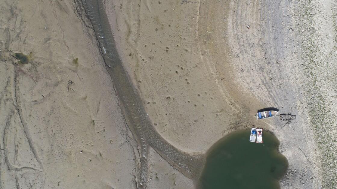 Pendant que l'Aude se noie, le Grand Est fait face à une sécheresse historique