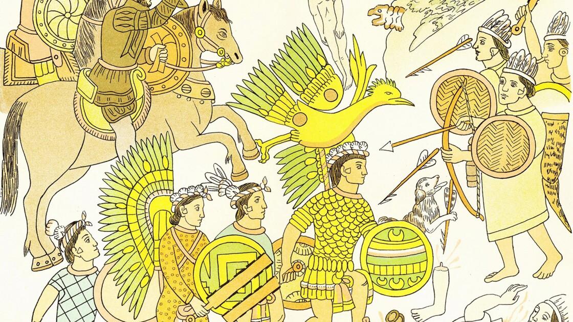 Capturés par les Mayas, l'incroyable destin de deux naufragés espagnols