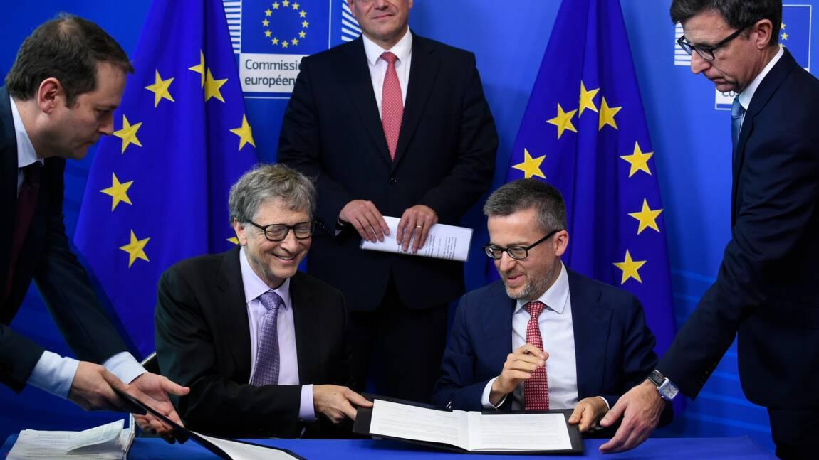 Energies propres: l'UE et Bill Gates lancent un fonds d'investissement