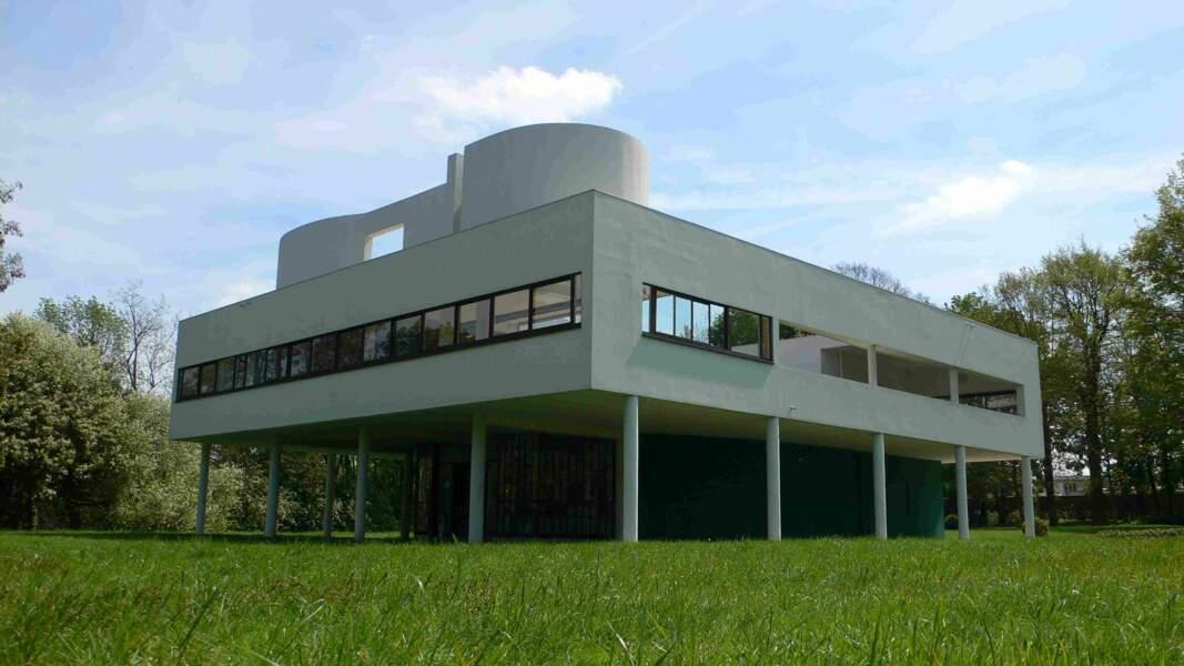 Villa Savoye, Poissy (Yvelines)