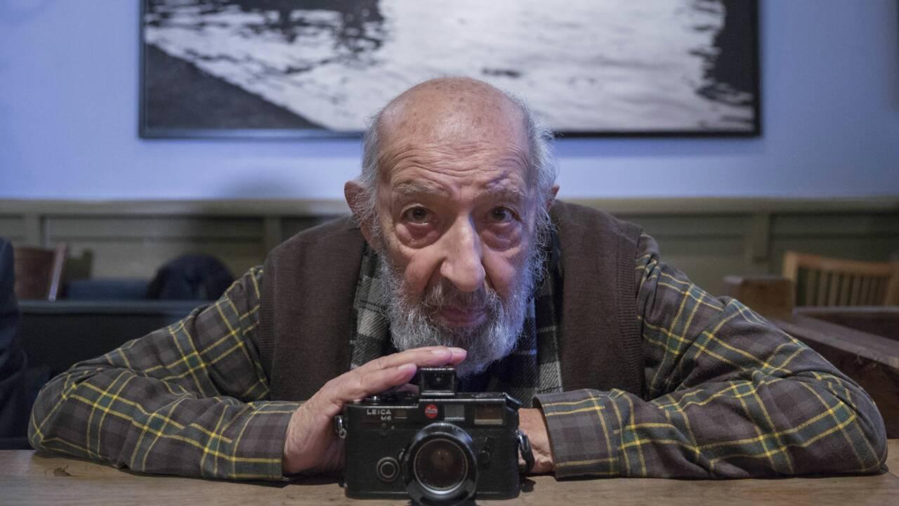 Mort du photographe turc Ara Güler, l'œil et la mémoire d'Istanbul