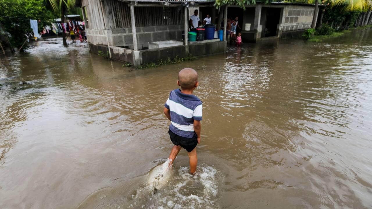 Nicaragua: de fortes pluies ont fait 14 morts depuis début octobre