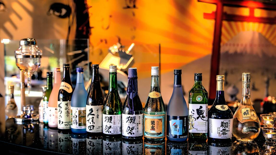 Au Japon, le saké, plus qu'un alcool, est un art