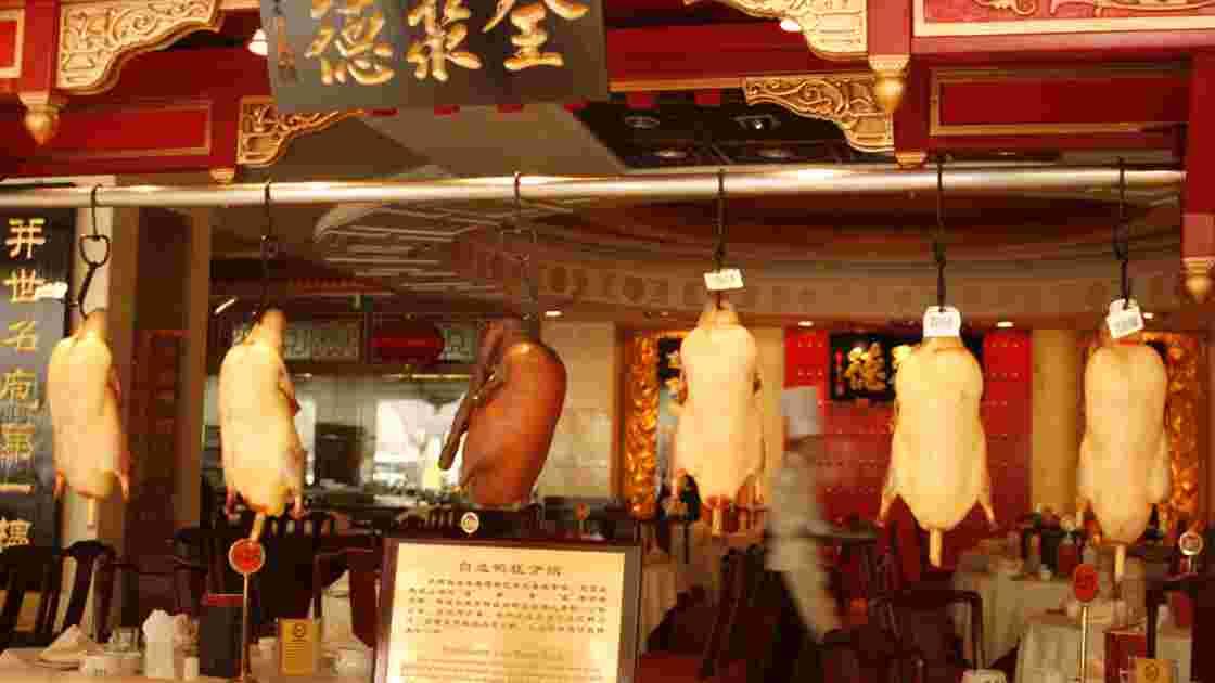 Chine : la recette du canard laqué, l'impériale volaille des Pékinois