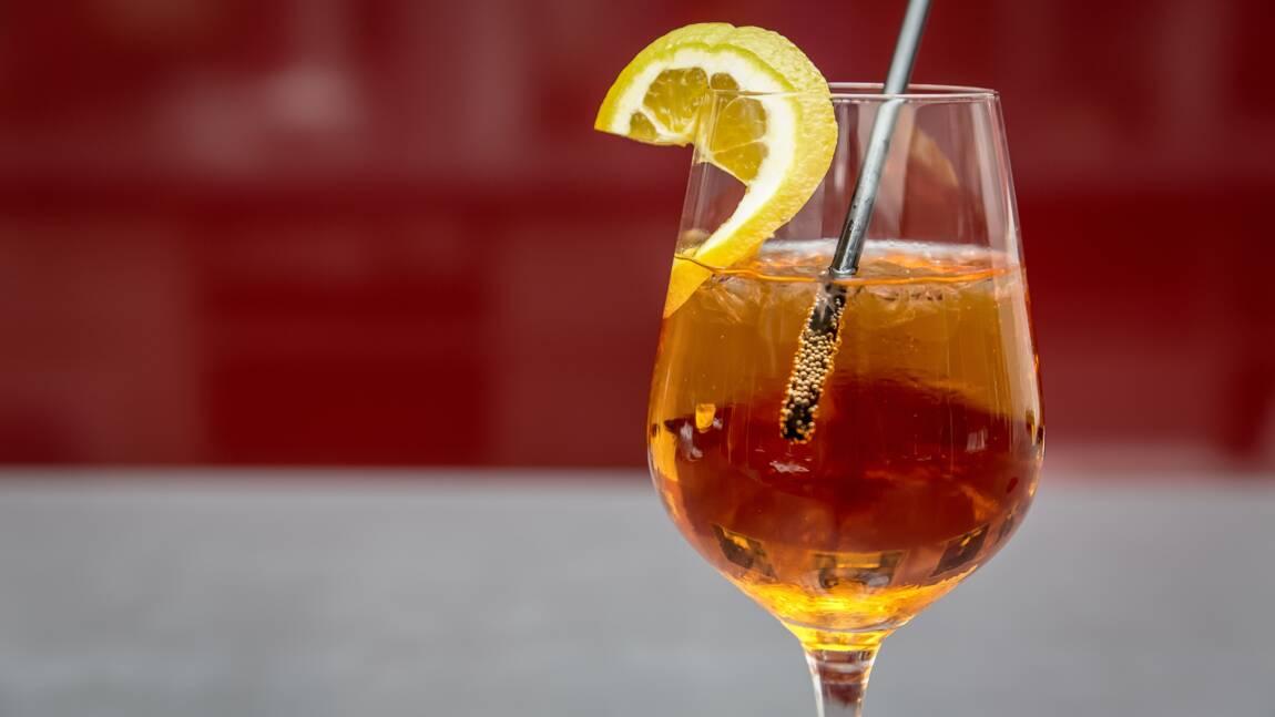Tout savoir sur le spritz, le cocktail amer made in Italie