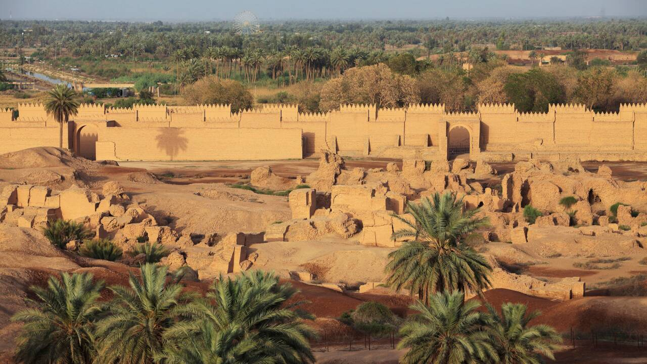 Irak : menace sur les joyaux du patrimoine mésopotamien