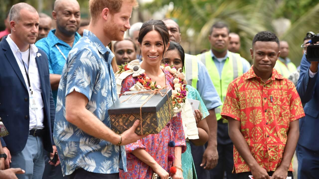 Fidji : le plaidoyer de Meghan en faveur de l'éducation des filles