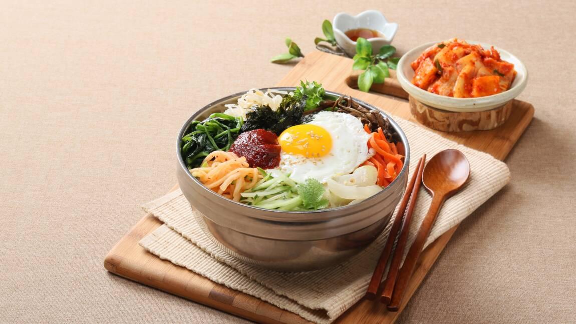 Tout savoir sur le bibimbap coréen