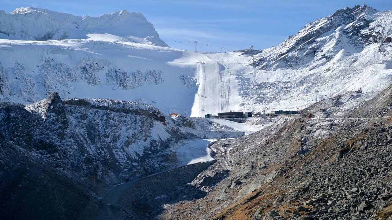Quel ski de compétition avec le réchauffement climatique?