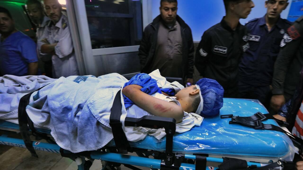 Une vingtaine de morts, en majorité des écoliers, dans les intempéries en Jordanie