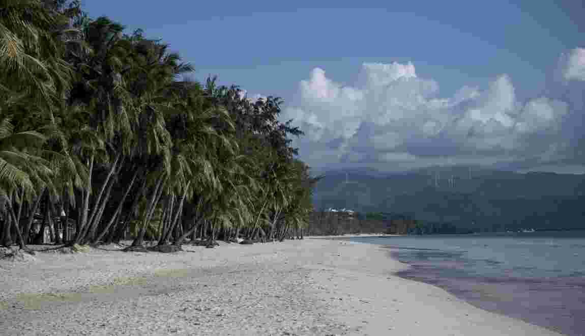 Les Philippines rouvrent Boracay aux touristes, avec de nouvelles règles
