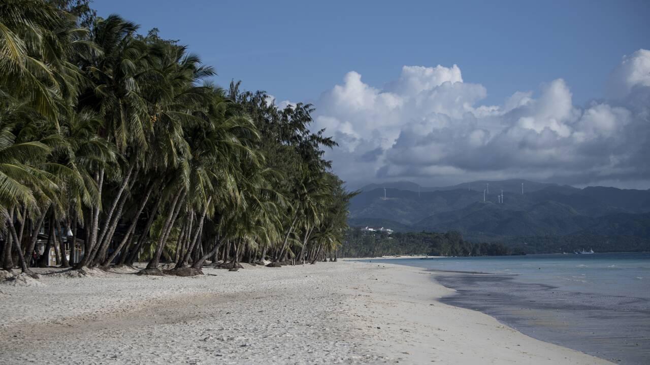 Les Philippines rouvrent l'île de Boracay aux touristes avec de nouvelles règles