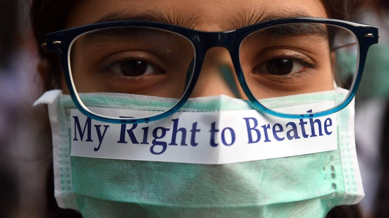La pollution de l'air tue 600.000 enfants par an, selon l'OMS