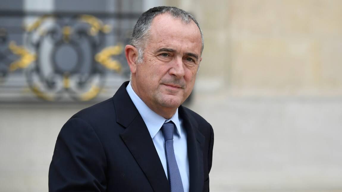 """Agriculture, environnement: Didier Guillaume voudrait réconcilier """"paysans et citadins"""""""