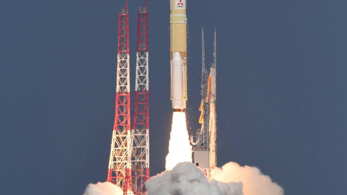 Le Japon lance un satellite d'observation des gaz à effet de serre