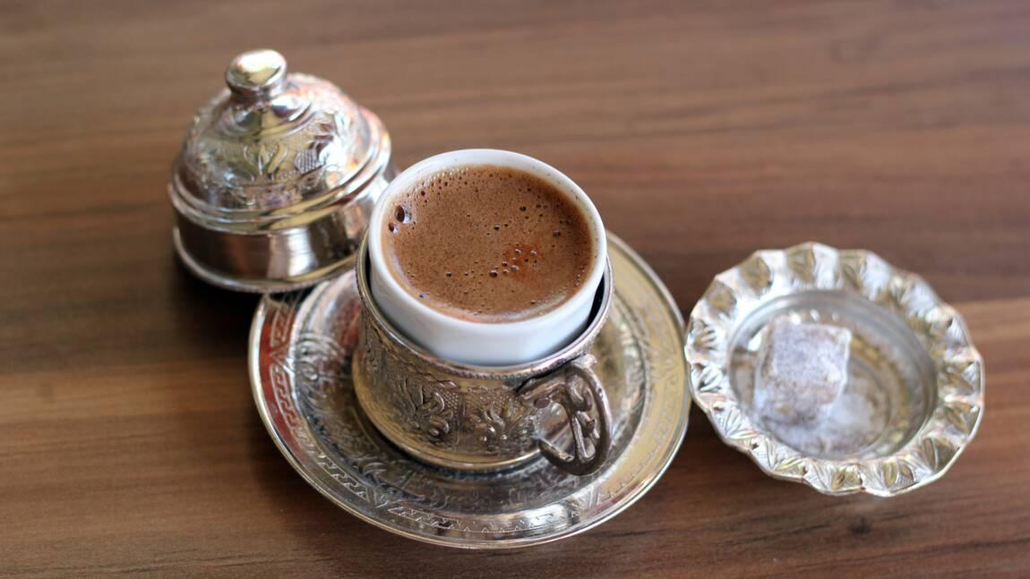 Le café turc, la potion magique des Ottomans