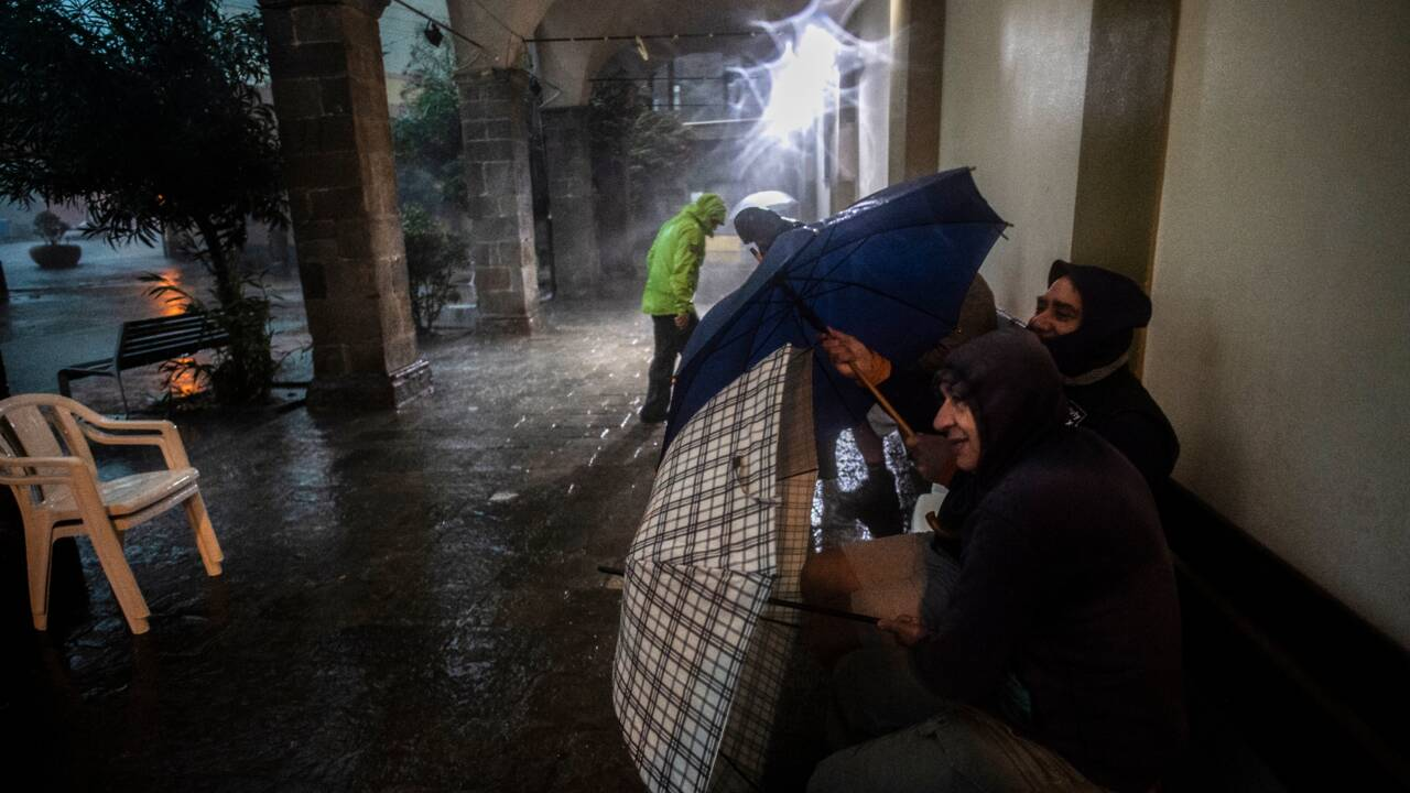 Pluie, neige et vents s'abattent sur l'Europe, onze morts en Italie