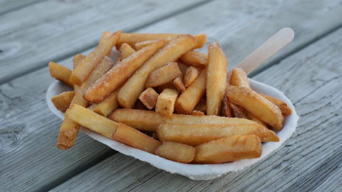 Les frites, une histoire cent pour cent belge