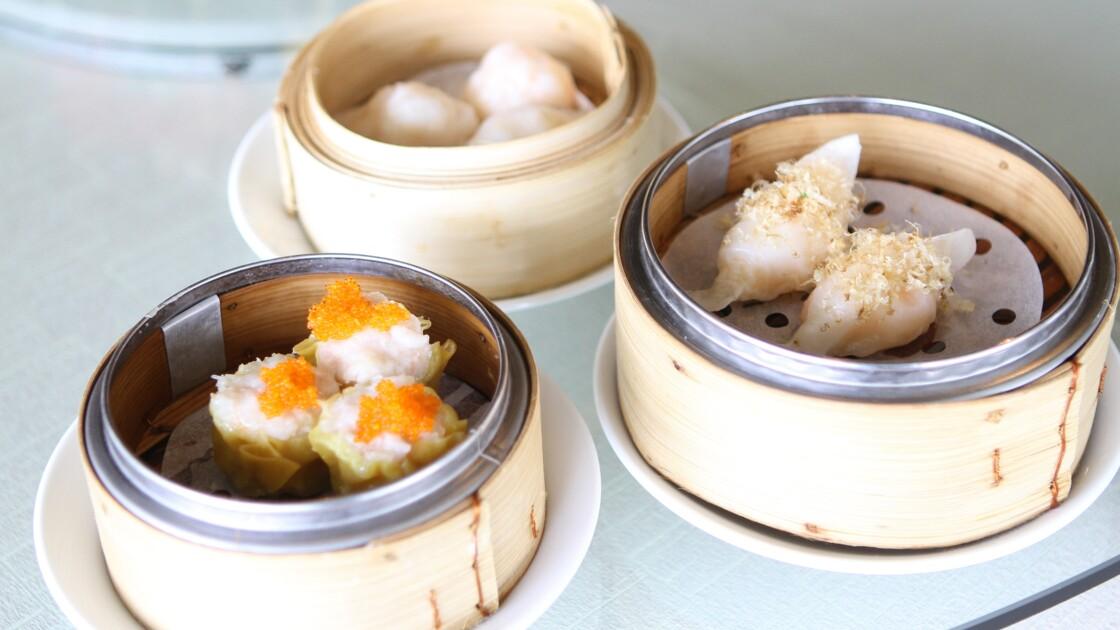 La recette du dim sum, généreuse bouchée chinoise