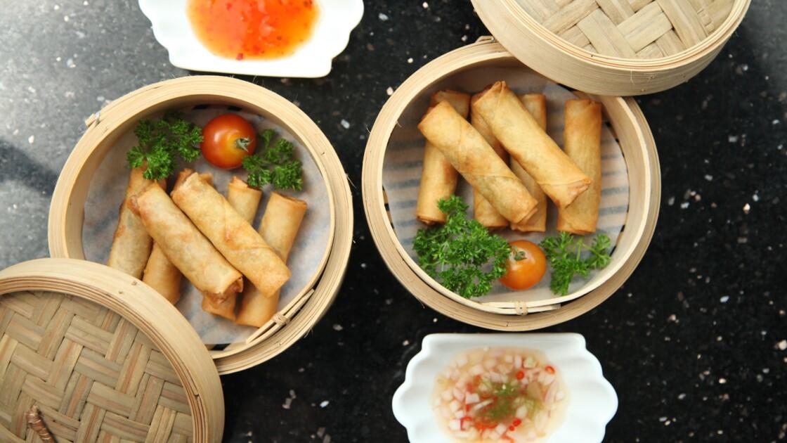 La véritable recette des rouleaux de printemps chinois