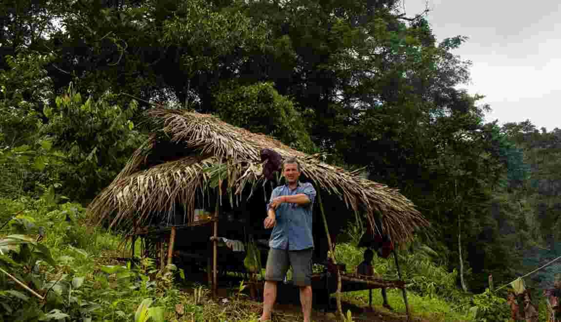 Philippines :  il a passé quatre ans chez les Tau't Batu de Palawan