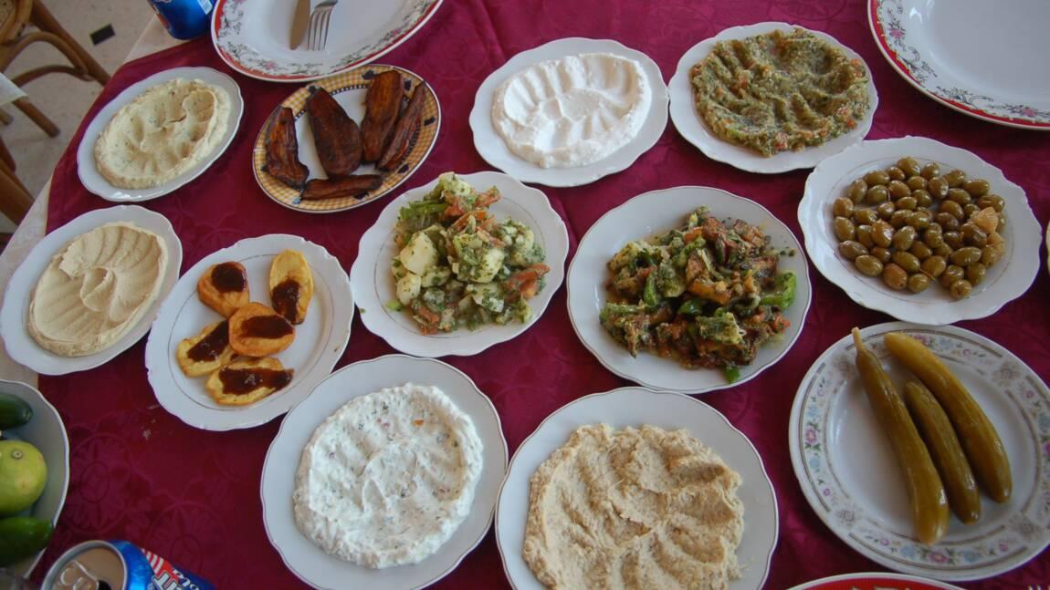 Le mezze libanais, un festin au quotidien