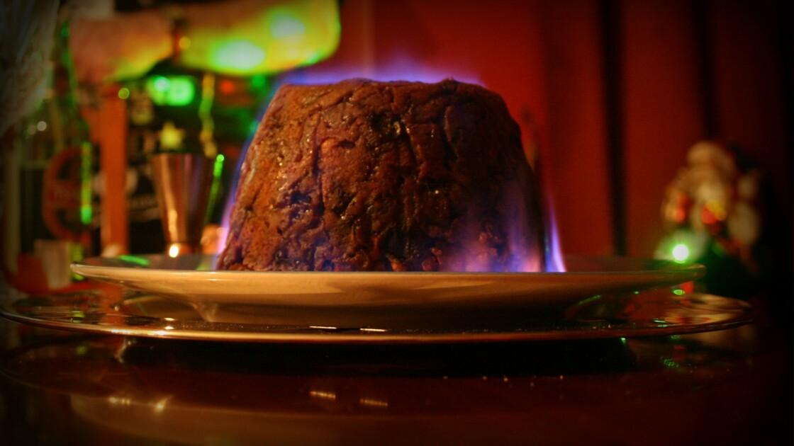 Le Christmas pudding, un gâteau anglais pétri de légendes