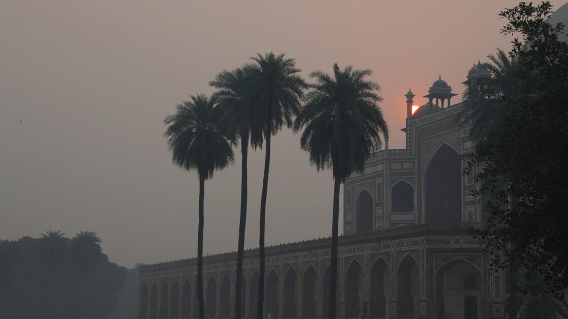Delhi dans la pollution après les pétards de Diwali