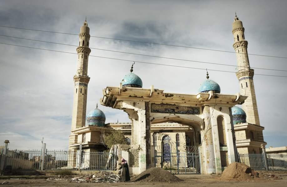A Falloujah avec les sunnites assiégés
