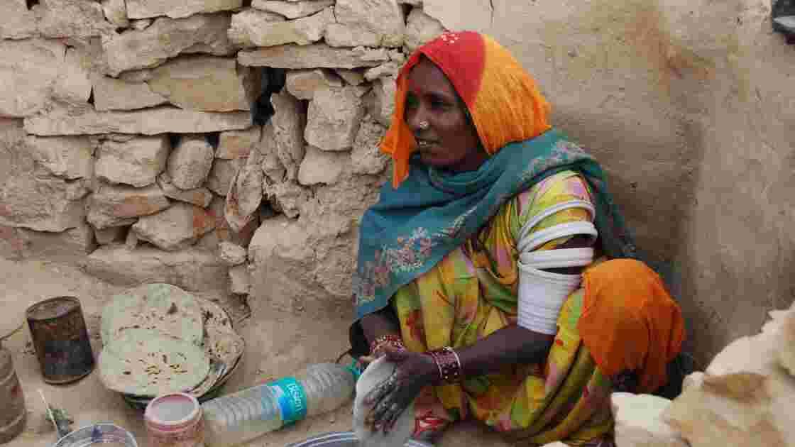 La recette du chapati, le pain miracle des Indiens