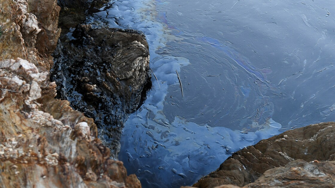 La pollution aux hydrocarbures se poursuit dans le sud-est