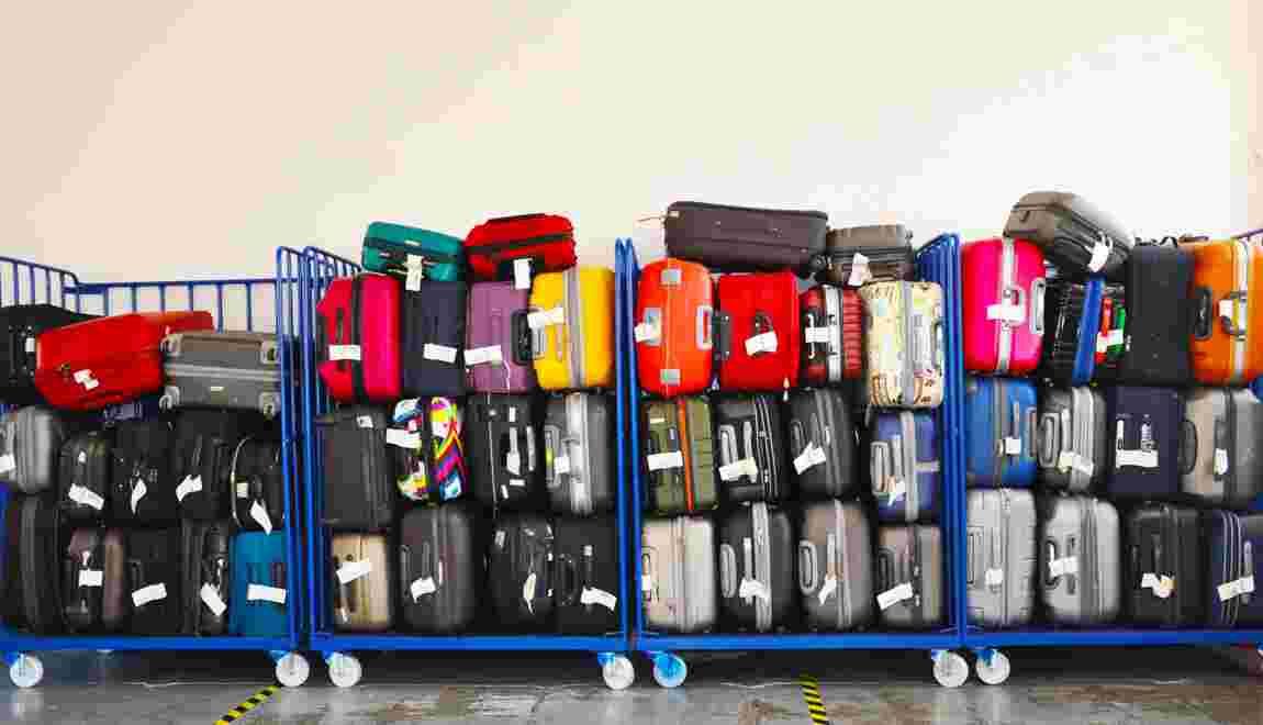 regarder 03838 f1297 Valise en cabine : quelles sont les règles en fonction des ...